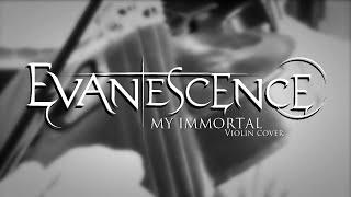 Evanescence - My Immortal - violin cover