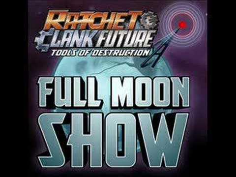 Full Moon Show RaCF Update 012, Part 1