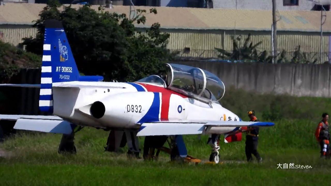 首位雷虎女飛官~2020雙十國慶衝場編隊有彩蛋~女飛官謝蕓梃主駕#0816號機Thunder Tigers FIRST female pilot for Double-Tenth-DayMission