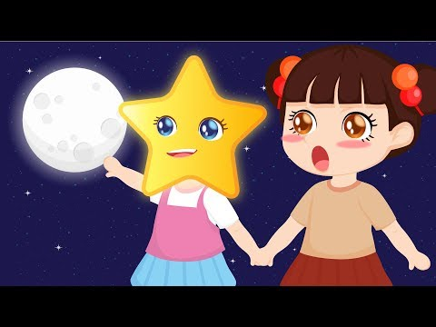 Twinkle Twinkle Little Star | Kids Song | Nursery Rhymes Song for Children | Lollipop CAF