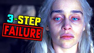 Game of Thrones - How to Betray the Audience in 3 Steps | Anatomy Of A Failure