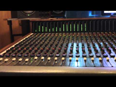 """Tascam 85-16b 1"""" 16 track + pro tools sync - Tape recorded in the '80"""