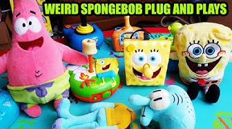 WEIRD SPONGEBOB PLUG AND PLAYS COMMERCIAL