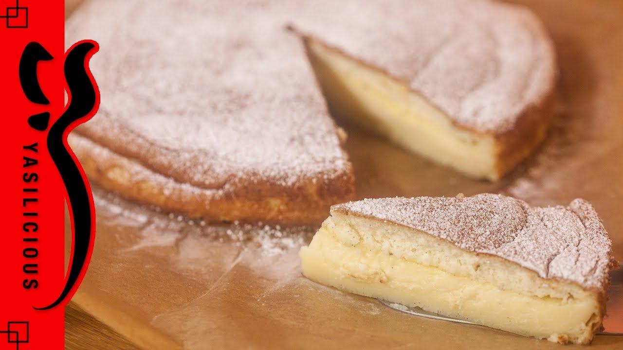 Magic Cake Ein Teig 3 Schichten Magische Kuchen Zauberkuchen
