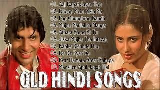 Old Hindi Songs - सदाबहार पुराने गाने | Hindi Purane Gane | Lata Mangeshkar Old Song
