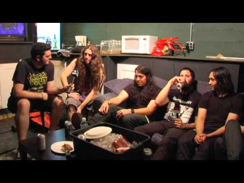 ABIGIAL WILLIAMS Interview on Metal Injection Summer 2009