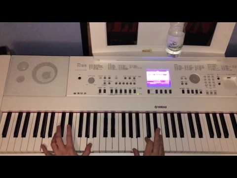 How To Play Californication By RHCP On Piano