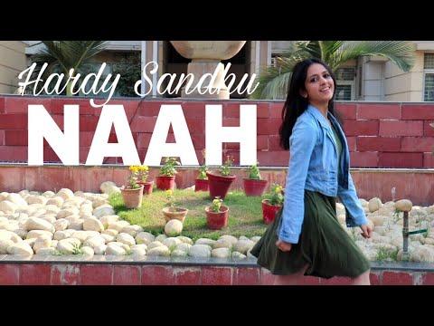 NAAH Dance Cover| Harrdy Sandhu Ft. Nora Fatehi | Jaani, B Praak| Akshita Tiwari Choreography