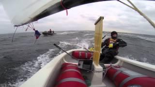 DK Easter Camp - 30knots Optimist Sailing