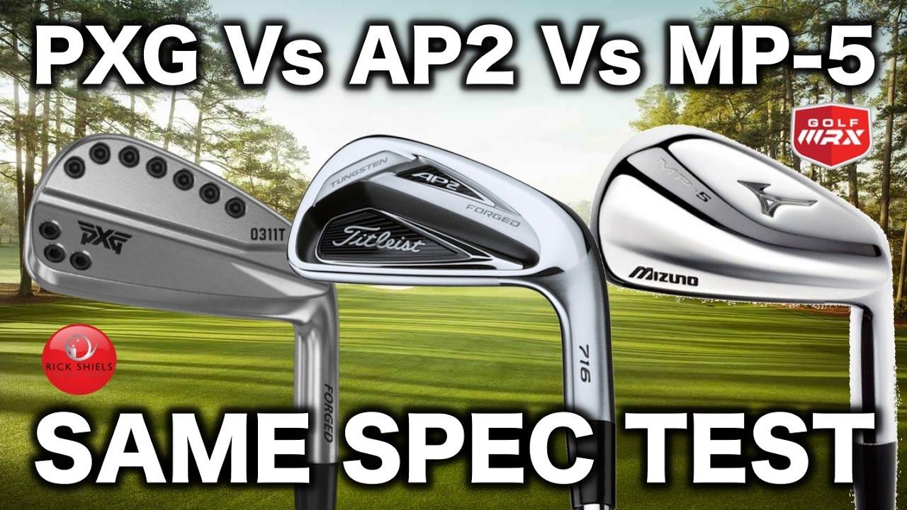mizuno mp 54 vs ap2