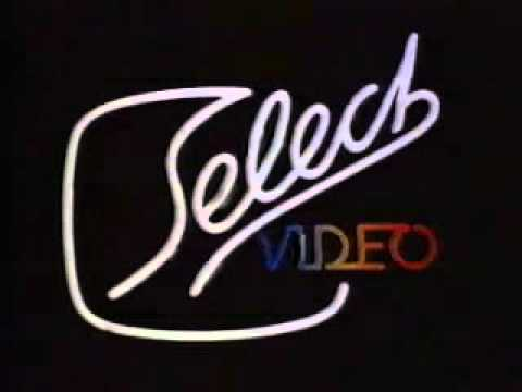 80s Synth  VHS Logo  select