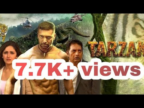Tarzan The Hi Man ,comedy Scenes ! South Hindi Dub
