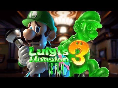 Luigi's Mansion 3 - Film Complet - HD -FR (Non Commenté)