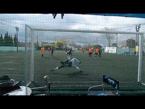 Gol de Axe vs. El Taladro