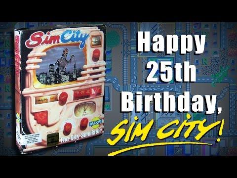 LGR - Celebrating 25 Years Of SimCity!