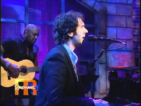 Josh Groban on Rachel Ray 12/09/2010 -- Hidden Away and 2nd interview
