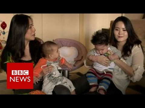 Taiwan's push to legalise same-sex marriage - BBC News