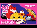 Baby Shark and 50 Songs Compilation PINKFONG Songs for Children