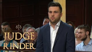 Man Sues Taxi Company For Missing His Flight | Judge Rinder