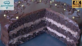 видео Шоколадный бисквит рецепт с фото
