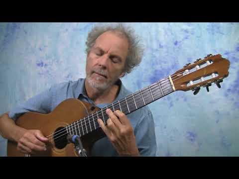 """Peter Sprague Plays """"Saudade de Voce"""""""