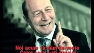 Nu mie frica de beau beau (Basescu)