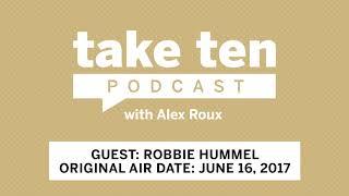 Take Ten with Alex Roux: Robbie Hummel (Air Date: June 16, 2017) | Purdue | Big Ten Men's Basketball thumbnail