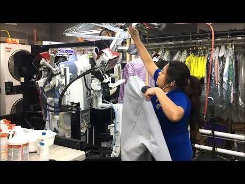 Express Cleaners - Process Overview