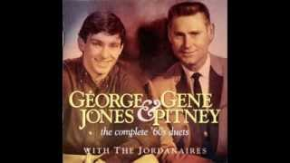 #1073 George Jones & Gene Pitney - I