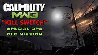 "Call of Duty Modern Warfare 3: ""Kill Switch"" Spec Ops DLC Mission"