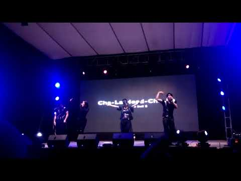 Bless4 Sings Cha-la Head Cha-la at Cebu Otakufest 2018
