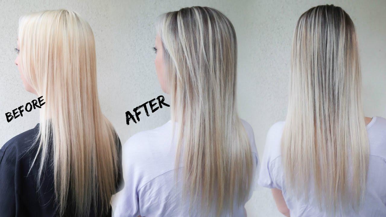 Balayage Hair Light Brown