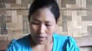 A girl was raped by 4 Burmese Polices