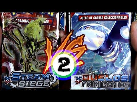 ASEDIO DE VAPOR VS DUELOS PRIMIGENIOS! #2 T2