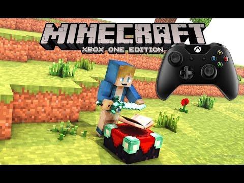 🎮 Minecraft XBOX ONE #05 - Aventuras com o MANY!!!!