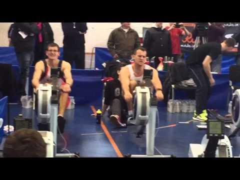 Rowing Croatia erg,2000m