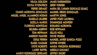 DuckTales The Movie: Treasure Of The Lost Lamp End Credits (1990) (480p) (ENHOH subtitles)