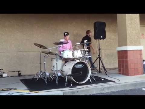 Billy Parks Pounds Way into Drum-Off Regionals