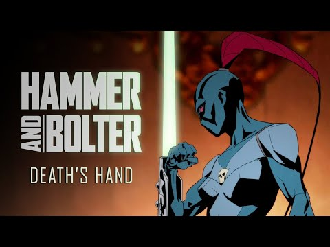 Hammer and Bolter: Death's Hand Trailer