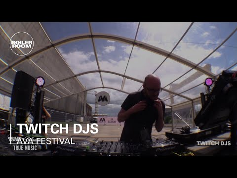 Twitch DJs Boiler Room x AVA Festival DJ Set