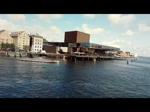 Copenhagen in a nutshell Denmark HD