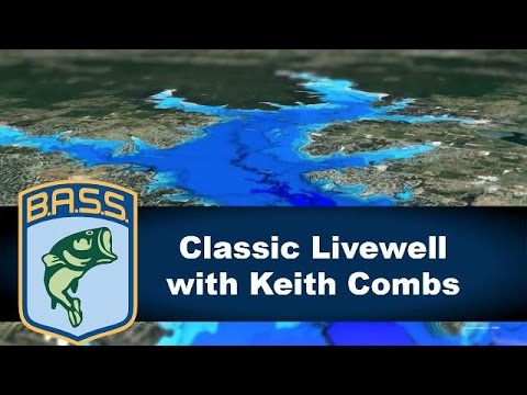 Livewell: Bassmaster Classic preview with Keith Combs