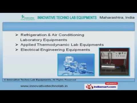 Engineering Laboratory Equipment by Innovative Techno Lab Equipments, Pune