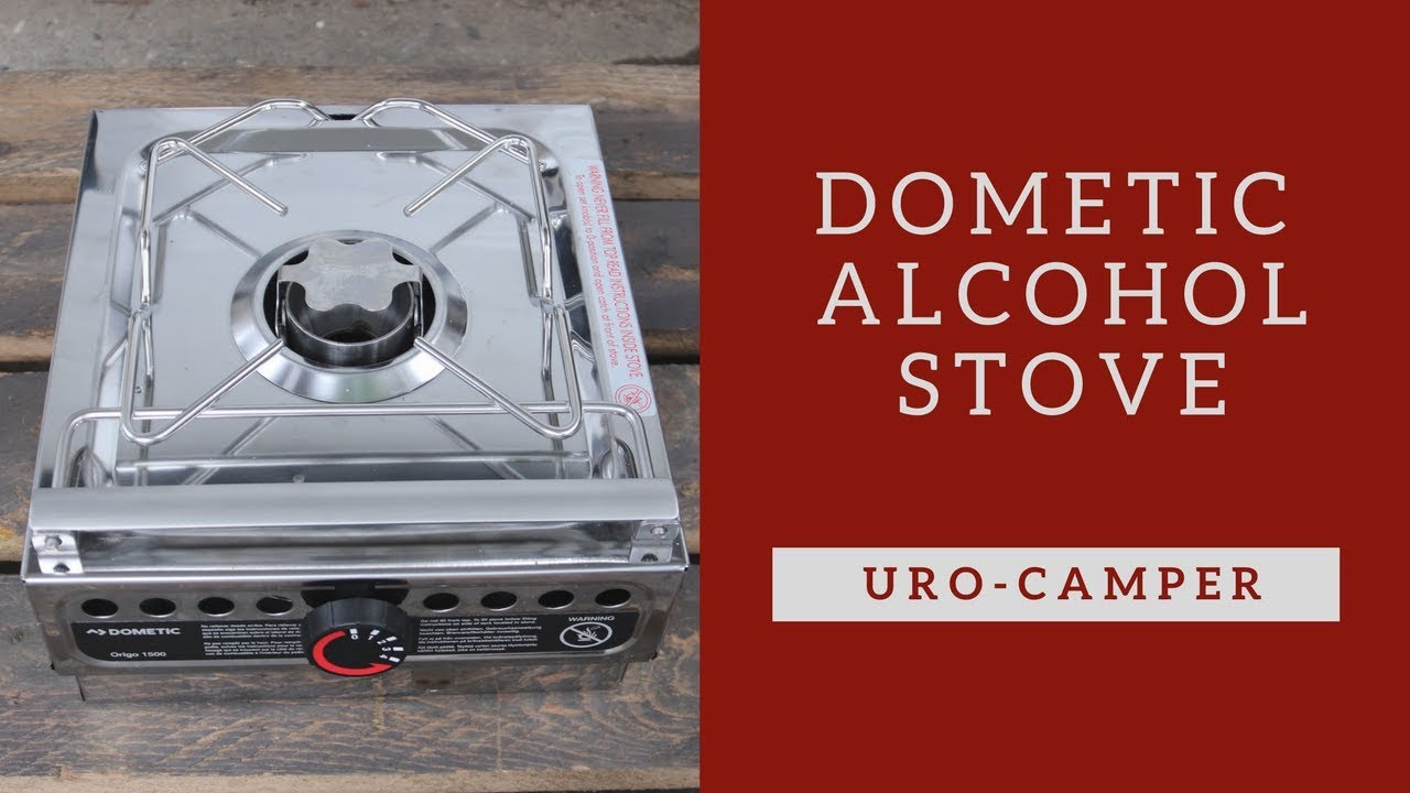 E Cooktops Find The Best Gas Cooktop For Your Boat Or Rv Dometic >> Dometic Alcohol Stove Origo 1500 Ep25 Grizzlynbear