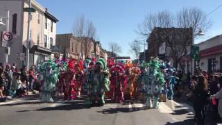 "Ferko String Band - ""They Used To Call Her Mary"" - Mummers Mardi Gras 2017"