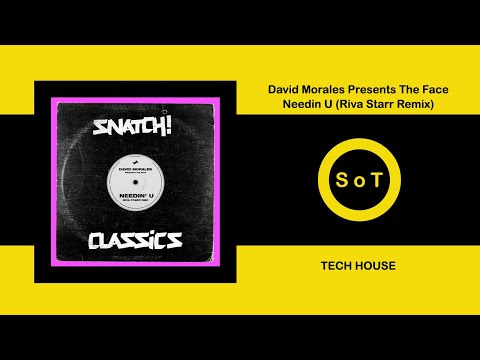 David Morales Presents The Face - Needin' U (Riva Starr Remix) [Tech House] [Snatch Records]