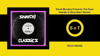 David Morales Presents The Face - Needin