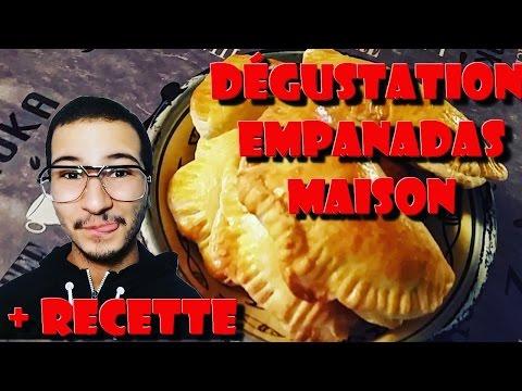 recette-empanada-facile-et-dégustation