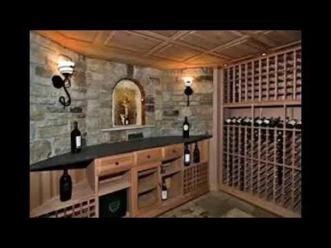 Building An Underground Wine Cellar Youtube