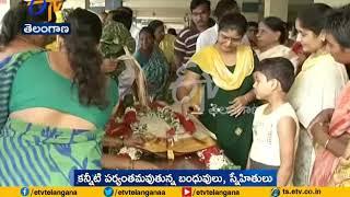 Child Hasini Dead Body Reach | to Akkaram Palli in Tirupati